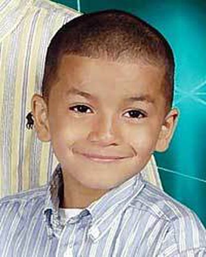 Darrick Charles Brown, 8, was abducted while with a group of friends in the 300 block of Gwynn Ave. He was found safe in an empty rowhouse.