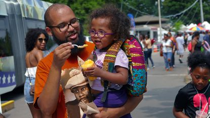 This year's AFRAM Festival is set for Aug. 10-11 in Druid Hill Park.