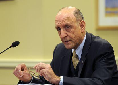 Former Anne Arundel County Executive John R. Leopold. File.