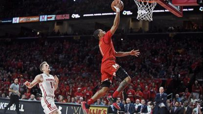 Sophomore guard Anthony Cowan Jr. averaged 15.7 points, 5.2 assists and 4.4 rebounds in nearly 37 minutes a game.