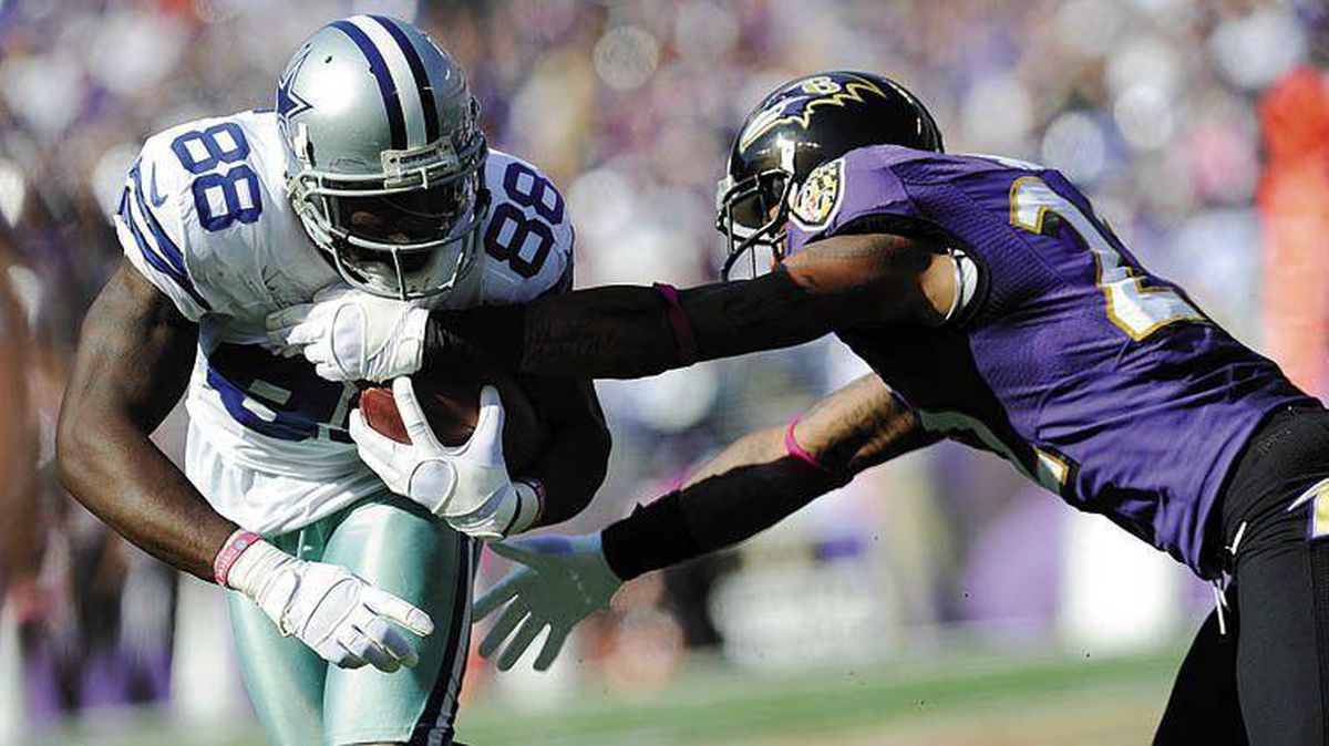 The Ravens Have Interest In Wr Dez Bryant But Is The