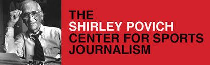 The Shirley Povich Center for Sports Journalism