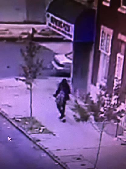 Police are looking for help in identifying this person, who they say is linked to a fatal shooting in East Baltimore on Oct. 7.