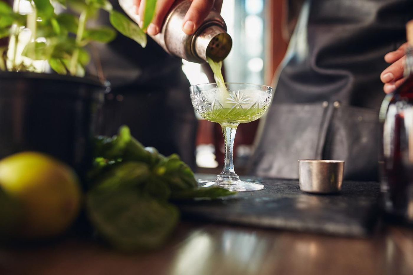 """'A hop, skip and a jump to Tipperary' cocktail 