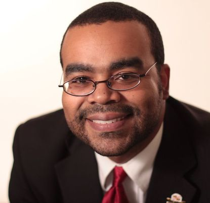 Catonsville resident Charles Sydnor III is the third candidate to enter the race for two open seats in the House of Delegates in the new District 44B.