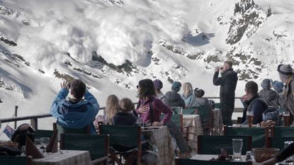 "Male ego is the main thing wiped out in ""Force Majeure."""
