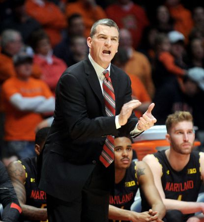 As they prepare for Purdue, No. 11 Terps embrace life on the road in unfamiliar Big Ten