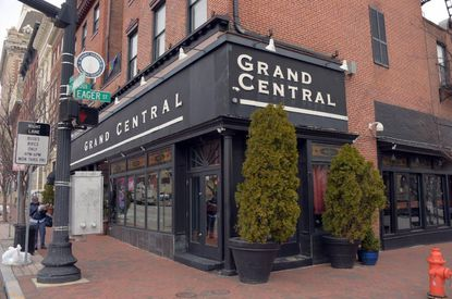 Developers have purchased Grand Central and plan to redevelop the property into office, retail and bar/restaurant space.