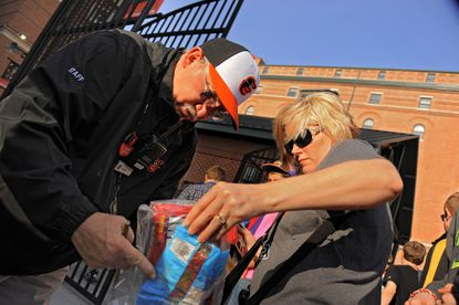 Orioles and other local events mull bolstered security after Boston Marathon bombings
