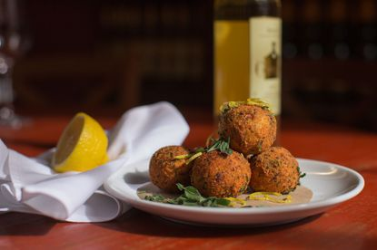 Catch of the Caribbean, with an Italian twist