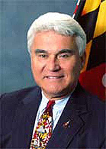 Commissioner Chuck Boutin