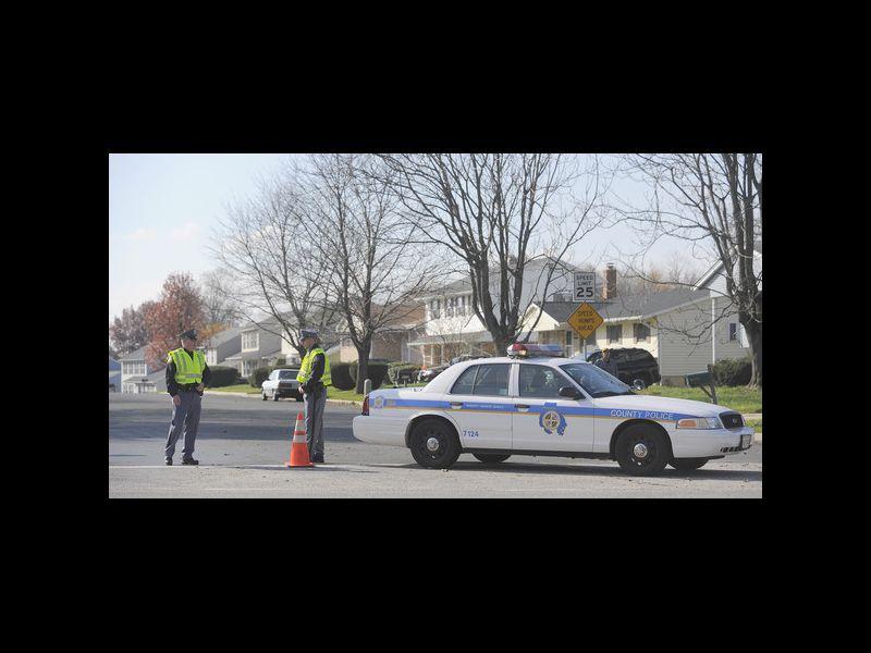 Police standoff in Randallstown - Baltimore Sun