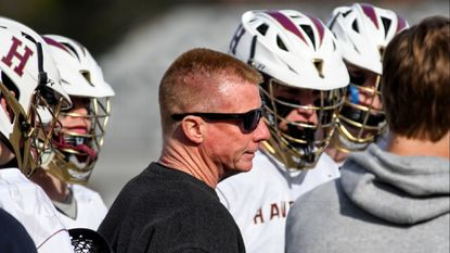 Lacrosse coach John Nostrant turned Haverford (Pa.) School into a national powerhouse in his 28 years there.