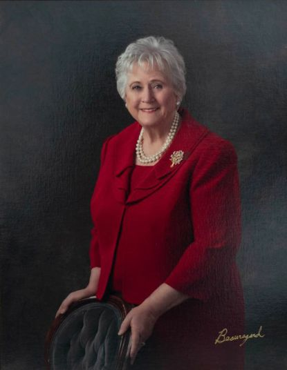 Margaret C. Carty was a mentor to young librarians.
