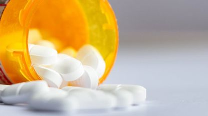 Spending on prescription drugs will rise more quickly than any other medical costs over the next decade, a new report projects.