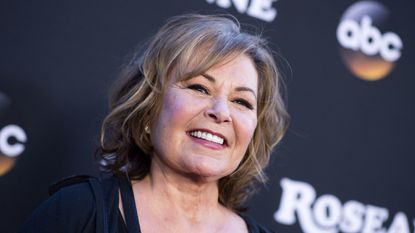 """ABC cancelled """"Roseanne"""" after Roseanne Barr tweeted what was widely decried as a racist remark about Valerie Jarrett, a former senior adviser to president Barack Obama."""
