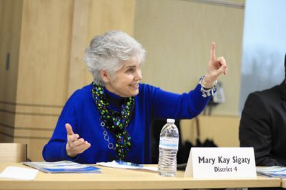 County council opens floor to community organizations