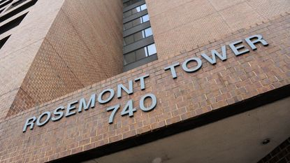 A planned renovation for Rosemont Tower, 740 Poplar Grove Street, could be affected by a proposal moving through Congress to limit a type of tax exempt bonds used by state and local governments for affordable housing and other projects.