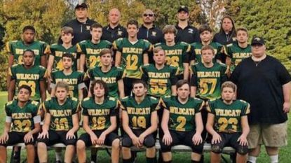 The Westminster Wildcats under-13 football team took a 7-0 record into this weekend's Carroll County Youth Football League regular season.