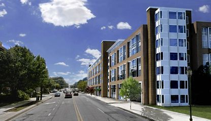 After meeting with members of GTCCA and the Towson American Legion who expressed concerns --particularly about parking -- in regard to the 101 York project, DMS Development has agreed to modify its plans.