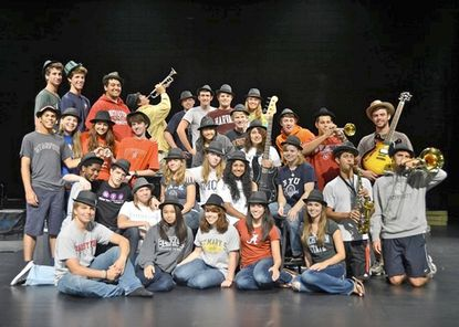 """A cast of more than 100 Marriotts Ridge High School students will perform their signature revue """"Jukebox."""" Oct. 13-15 at 7 p.m. in the school auditorium."""