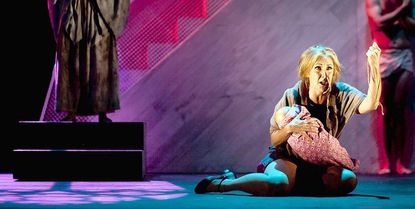 Lyric Opera Baltimore wraps up its inaugural season with an updated version of Gounod's 'Faust,' set in a night club.