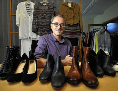 Frank Gunion is the founder of retail chain South Moon Under.