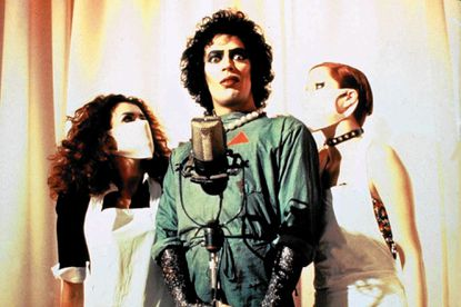 """The Carroll Arts Center will host its annual showing of """"The Rocky Horror Picture Show"""" on Halloween night this year."""