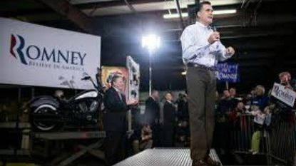 CNBC gets the wrong Bain in linking Romney to Obama