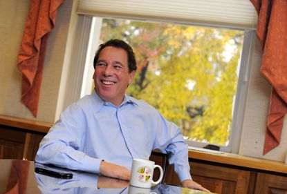 Newly re-elected Democrat County Executive Kevin Kamenetz talks about what he sees for his next term with a Republican state administration under Governor-elect Larry Hogan, and more locally, another Republican on the County Council making it 4-3 ratio Democrats to Republicans.
