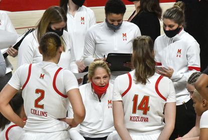 The Maryland women's basketball team is No. 7 in the nation and unbeaten in the Big Ten Conference.