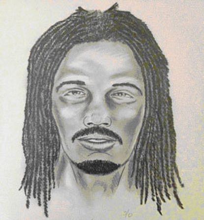Baltimore Police released this composite sketch of a man they believed was involved in a robbery in November in Charles Village.