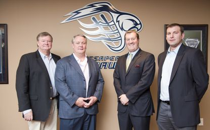 Bayhawks name Mark Burdett team president
