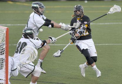 Loyola Maryland men's lacrosse asking sophomore Foster Huggins to shut down opponents' top playmaker