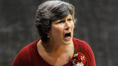 """Mercy coach Mary Ella Marion has coach in """"The Game"""" for 28 seasons."""