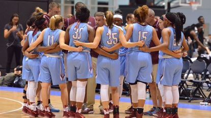 For AAU girls basketball team Maryland Belles, positive attitude speaks volumes in bid for national title