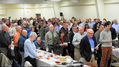 Christian Farmers Outreach Luncheon sows seeds of religious freedom