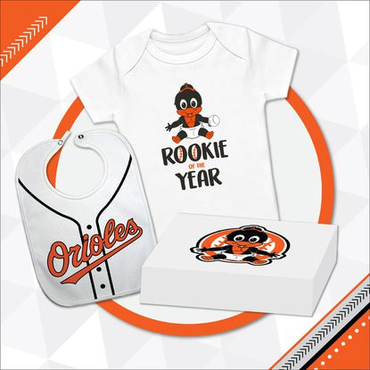 The Orioles have a new program for newborns called the Baby Birds.