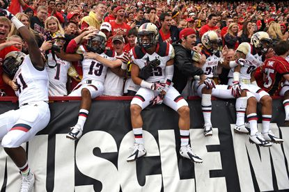 Will Maryland have reason to celebrate after Saturday's game at Penn State?