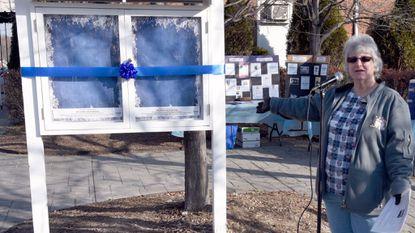 Information kiosk added in Union Bridge