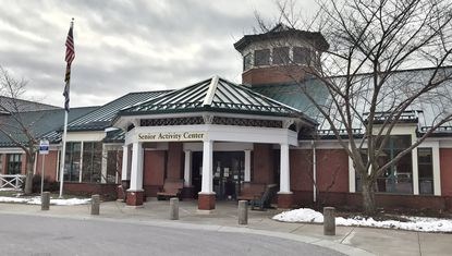 The Westminster Senior and Community Center was closed Wednesday due to emergency maintenance needs, after a pipe burst following recent frigid temperatures.