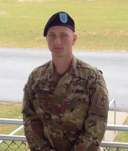 Conboy graduates Army basic combat training