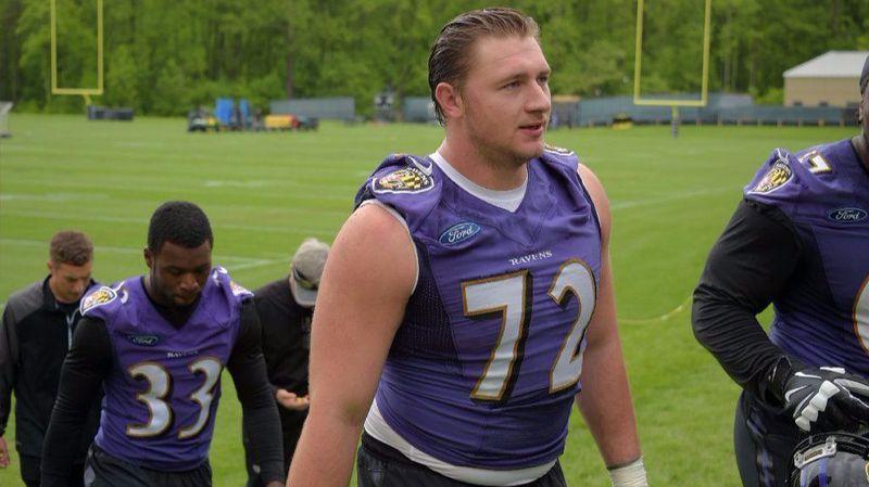 Ravens trade guard Alex Lewis to Jets - Baltimore Sun