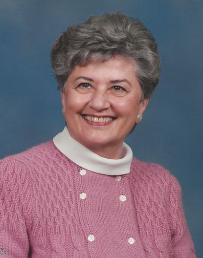 Irene Newhouse was active in a number of community organizations.