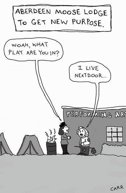 Meet the neighbors.