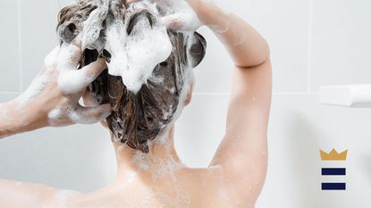 There's a common misconception that dandruff is caused by poor hygiene.