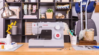This simple sewing project is great for beginners who want to practice their stitches and get familiar with their machine.