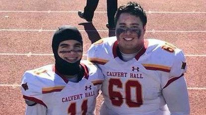 Calvert Hall teammates, friends to play at Offense-Defense All-American Bowl Week