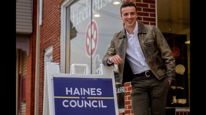 Daniel M. Haines is running against Barry Guckes and Darryl Hale for two open seats on the Taneytown City Council. Here are Haines' responses.