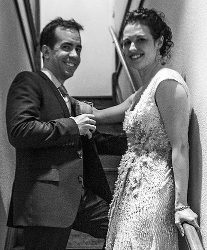 Mr. and Mrs. Luis Vidal